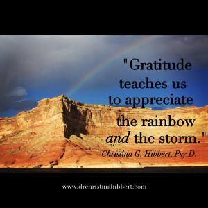benefits of gratitude and meditation